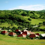 Batanes Resort - View from the hill
