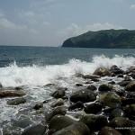 Waves at Valugan Bay