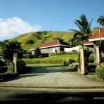 Batanes Resort Entrance