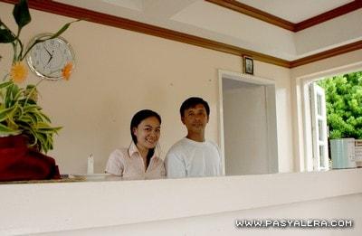 Ate Rose and Kuya Nards of Batanes Resort