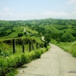 A Road in Batan Island