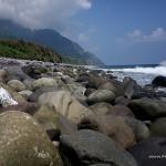 Rocks in Valugan Bay