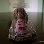 Ivatan Girl Statuette - Souvenir from Batanes