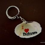 """""""I love Batanes"""" Keychain"""
