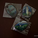 Hand Painted Ref Magnets from Batanes
