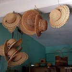Rattan Hats in Batanes