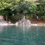 Grotto at Maquinit Hot Springs