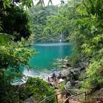 Trail to Kayangan Lake