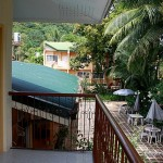 Coron Village Lodge - Room 20 Balcony
