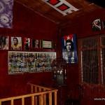 Decors at Coron Village Bar
