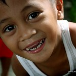 Ivatan kid in Bario Savidug