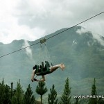 Experience Zip Line at Camp Sabros, Davao Del Sur