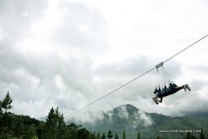 Experience Zip Line at Camp Sabros, Davao Del Sur