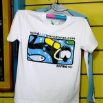 Wind and Wave Davao - Souvenir T-Shirt