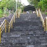 Stairs to Mt. Tapyas