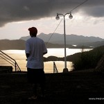 At Mt. Tapyas View Deck