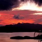 Sunset View at Mt. Tapyas