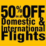 Cebu Pacific offers 50% off seat sale for T3 anniversary