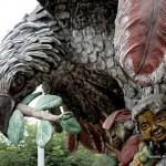Davao People's Park - Philippine Eagle by Kublai Millan