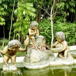 Large Sculptures at Davao People's Park