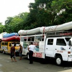 Transportation to/from Davao River