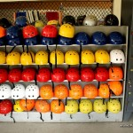 Life Vests, Helmets and Lockers