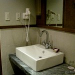 Amorita Resort - Deluxe Room Sink