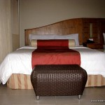 Amorita Resort - Deluxe Room Bed