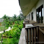 Amorita Resort - Deluxe Room Balcony