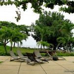 Sunbathing Chairs at Amorita Resort