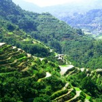 A Peek of Banaue Rice Terraces in Ifugao
