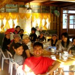 Breakfast in Sagada