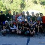 Group Pic in Sagada