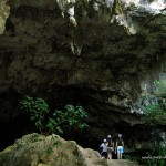 Sumaging Cave's Opening