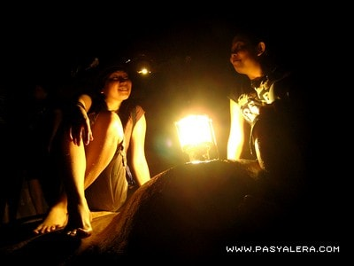 Spelunking at Sumaging Cave in Sagada, Mountain Province