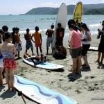 Surfing Orientation