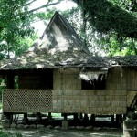 Humble Nipa Hut of Manuel L. Quezon