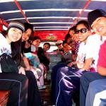 On our way to Banga-an