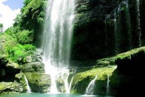 Trek to Bomod-Ok Falls in Sagada, Mountain Province