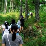 Trek to Kiltepan Viewpoint